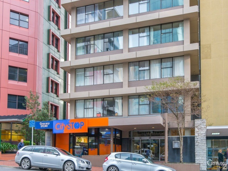 3F/126 The Terrace, Te Aro, Wellington